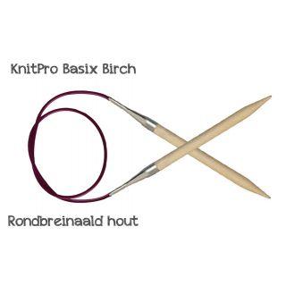 KnitPro Basix Rondbreinaald 5.5 mm - 80 cm