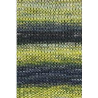 Lang Yarns Dipinto - 0014 geel-grijs-beige
