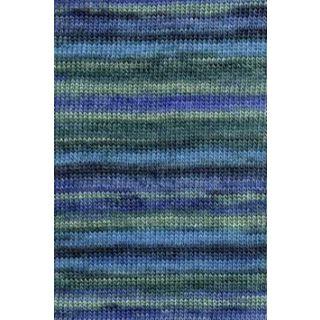 Lang Yarns Dipinto - 0035 blauw-groen