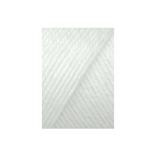 Lang Yarns Jawoll sokkenwol - 0001 wit