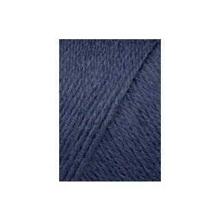 Lang Yarns Jawoll sokkenwol - 0033 donker jeans