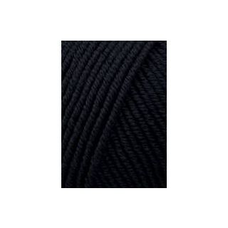 Lang Yarns Merino 120 - 0004 zwart
