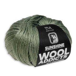 Lang Yarns Wooladdicts Sunshine - 098 olive