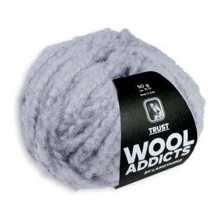 Lang Yarns Wooladdicts Trust - 003 silver