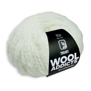 Lang Yarns Wooladdicts Trust - 094 offwhite