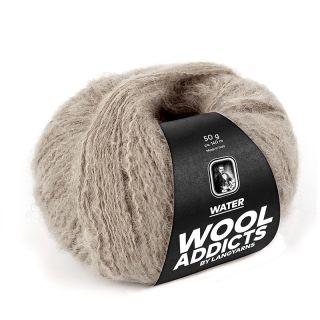 Lang Yarns Wooladdicts Water - 026 beige