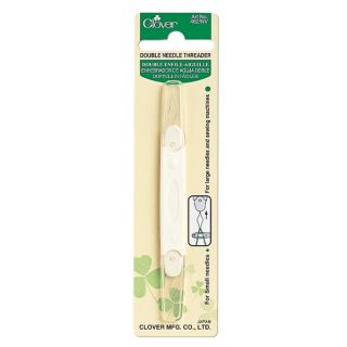 Naaldbedrader - Double Needle Threader - Clover