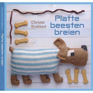 Platte beesten breien - breiboek