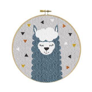 Punchpakket Alpaca - grijs