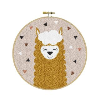 Punchpakket Alpaca - okergeel