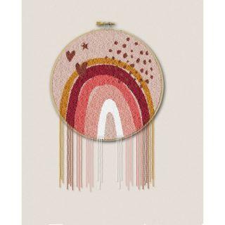 Punchpakket Regenboog - roze