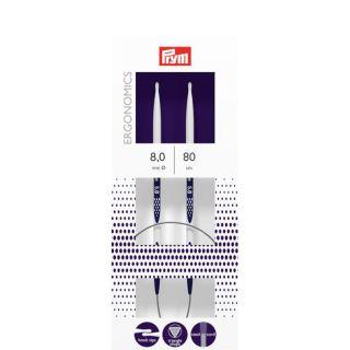 Rondbreinaald ergonomisch 8,0 mm - 80 cm - Prym