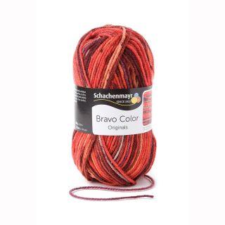 Schachenmayr Bravo Color 2087 - Vesuvius