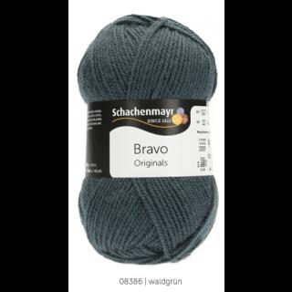 Schachenmayr Bravo Waldgrün 8386