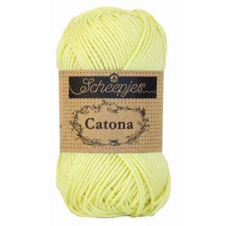 Catona katoen 100 Lemon Chiffon