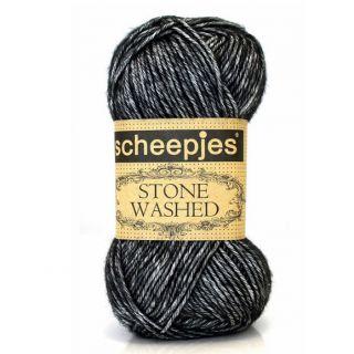 Stone Washed - Black Onyx 803