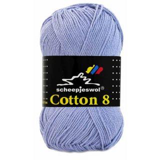 Scheepjeswol Cotton 8 lila 651