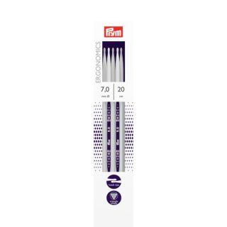 Sokkenbreinaalden ergonomisch 6,0 mm - 20 cm - Prym