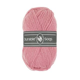 Sokkenwol Durable Soqs - 225 Vintage Pink