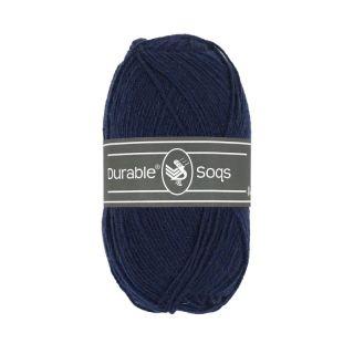 Sokkenwol Durable Soqs - 322 Night blue