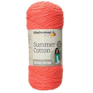 Schachenmayr Summer Cotton - coral 00036