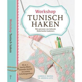 Workshop Tunisch Haken - haakboek
