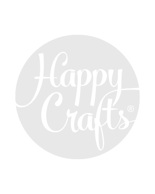 Happy Crafts vilten shopper